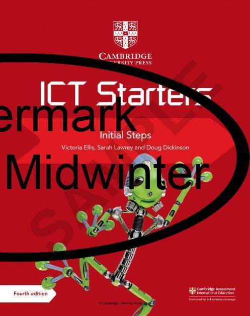 Cambridge ICT Starters